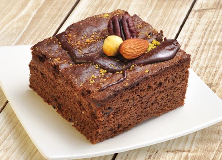 Brownies au chocolat et cidre Poire Envies de...
