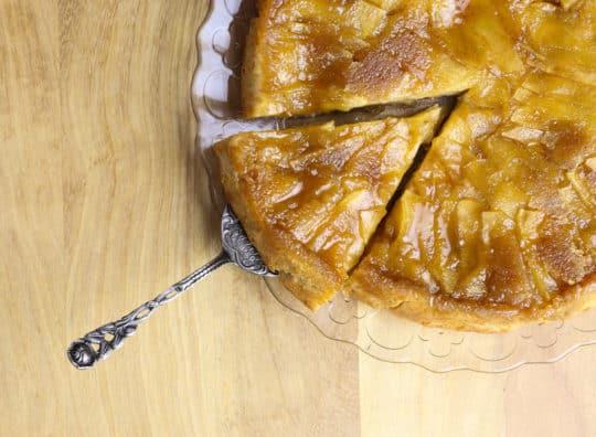 Pudding aux pommes et cidre doux Envies de...