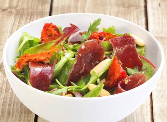 Salade du sud-ouest et cidre brut Envies de...